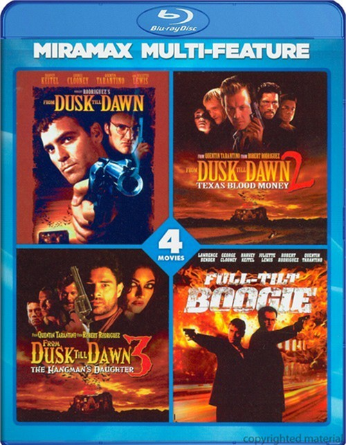 Dusk Till Dawn: 4 Film Feature
