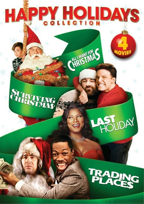 Happy Holidays! Four Movie Collection
