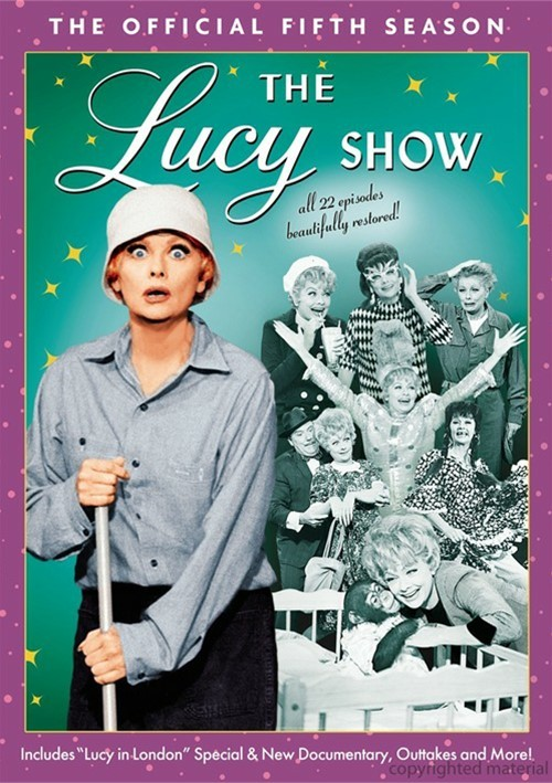 Lucy Show, The: The Official Fifth Season