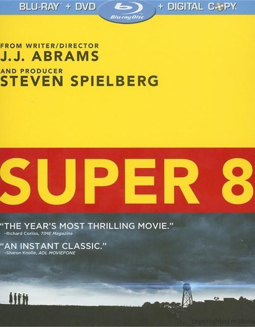 Super 8 (Blu-ray + DVD + Digital Copy)