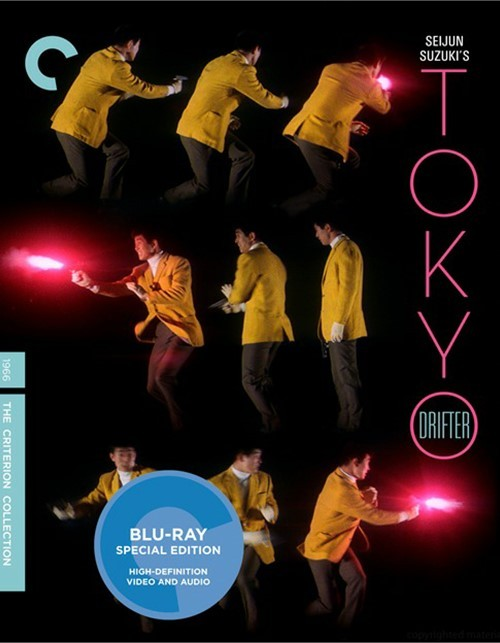 Tokyo Drifter: The Criterion Collection