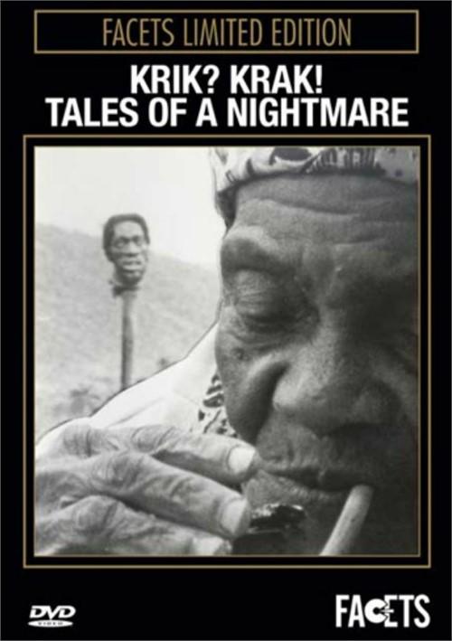 Krik? Krik! Tales Of A Nightmare