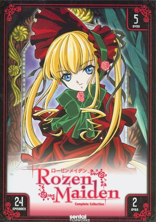 Rozen Maiden: The Complete Collection