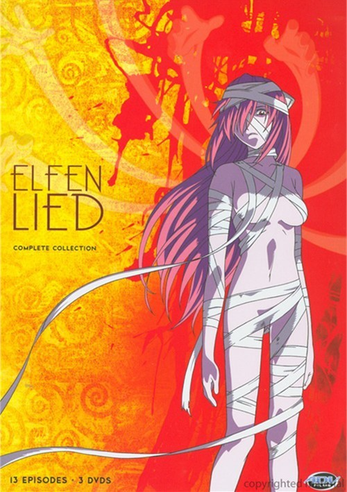 Elfen Lied: The Complete Collection