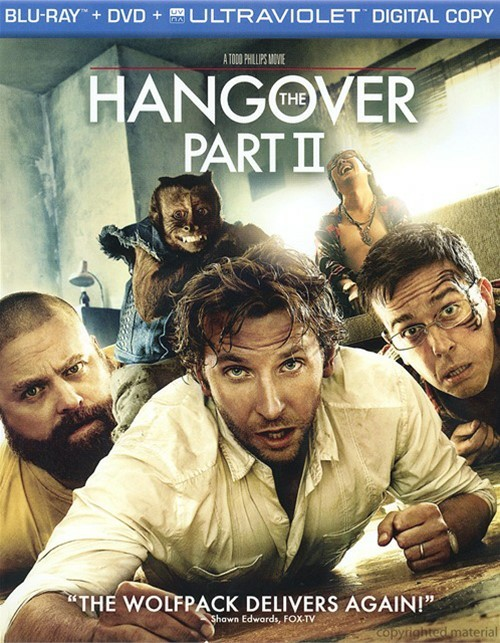Hangover, The: Part II (Blu-ray + DVD + Digital Copy)