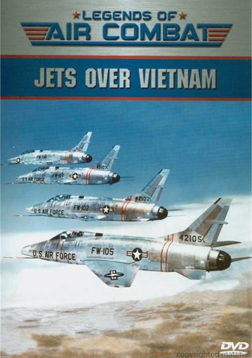 Legends Of Air Combat: Jets Over Vietnam