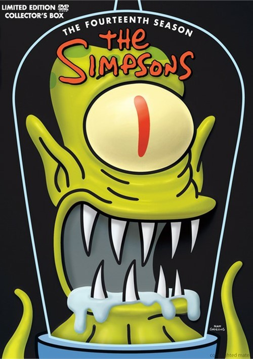 Simpsons, The: The Complete Fourteenth Season - Collectors Edition
