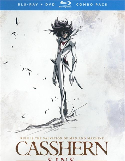 Casshern Sins: Complete Series (Blu-ray + DVD Combo)