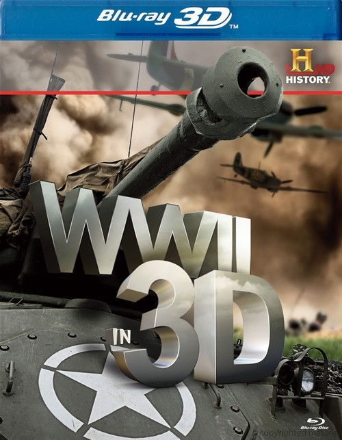 WWII In 3D (Blu-ray 3D)