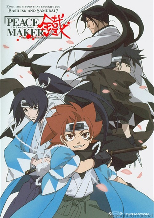 Peacemaker: Complete Series