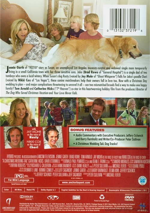 Christmas Wedding Tail, A (DVD 2011)