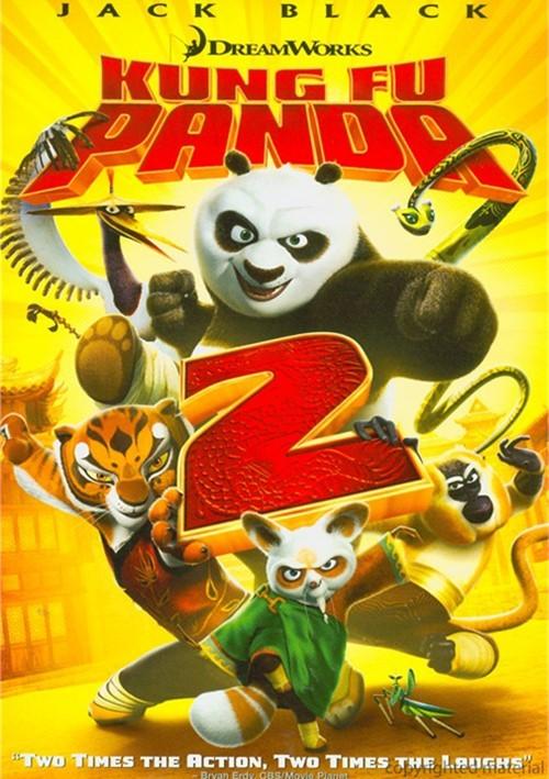 Kung Fu Panda 2 (Double DVD Pack)