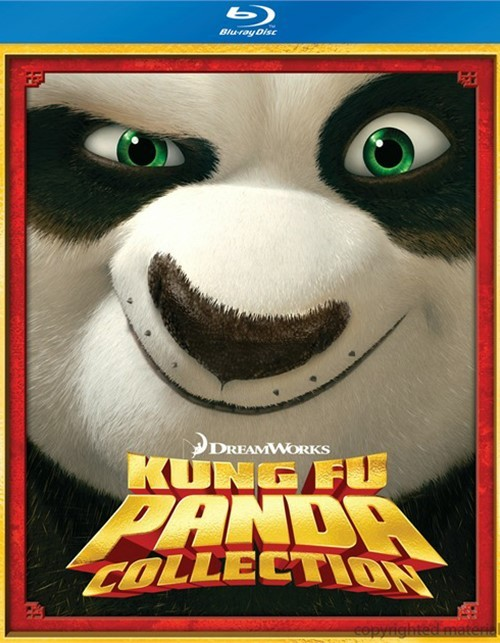 Kung Fu Panda Collection