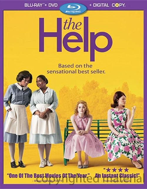 Help, The (Blu-ray + DVD + Digital Copy)