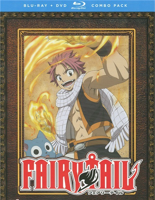 Fairy Tail: Part One (Blu-ray + DVD Combo)
