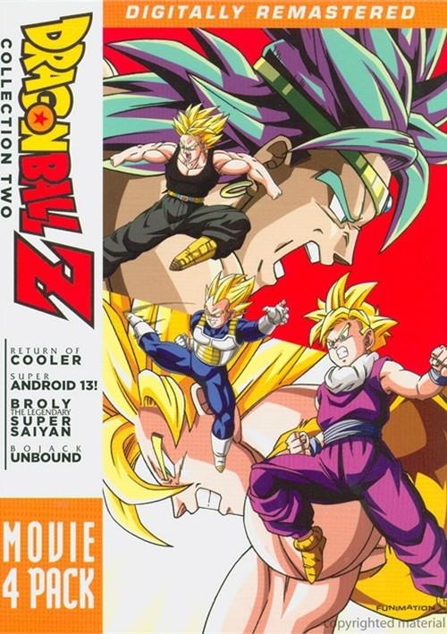 Dragon Ball Z: Movie Pack #2