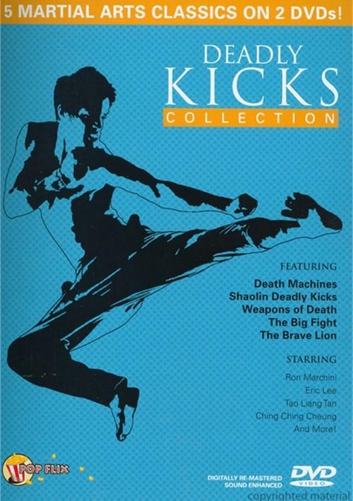 Deadly Kicks Collection