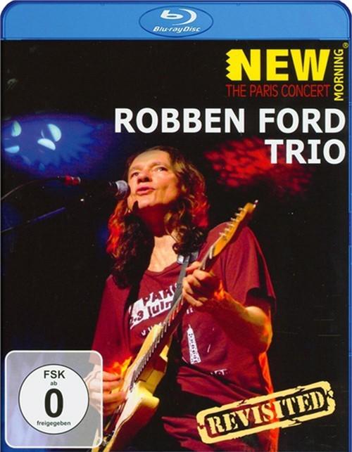 Robben Ford: Paris Concert Revisited