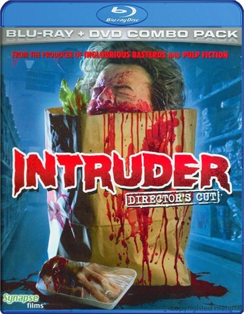 Intruder: Directors Cut (Blu-ray + DVD Combo)
