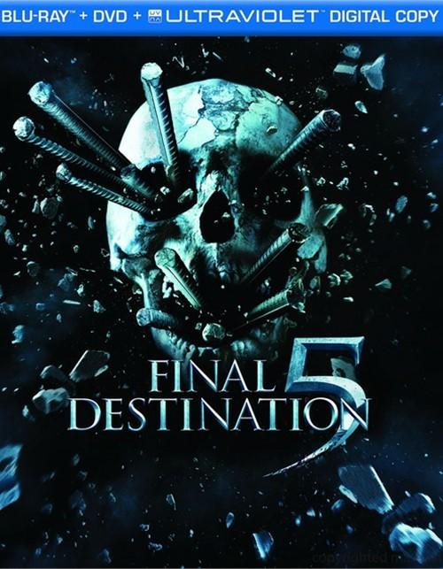 Final Destination 5 (Blu-ray + DVD + Digital Copy)