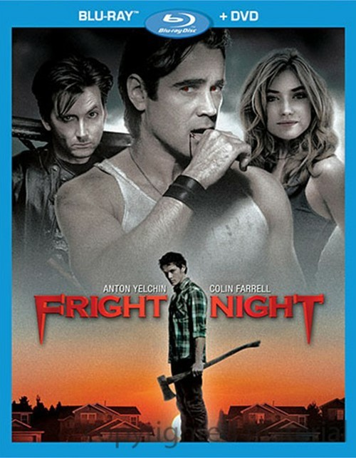 Fright Night (Blu-ray + DVD Combo)