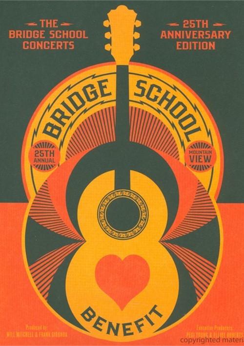 Bridge School Concerts, The: 25th Anniversary Edition