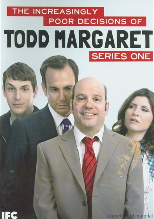 Increasingly Poor Decisions Of Todd Margaret, The: Season 1