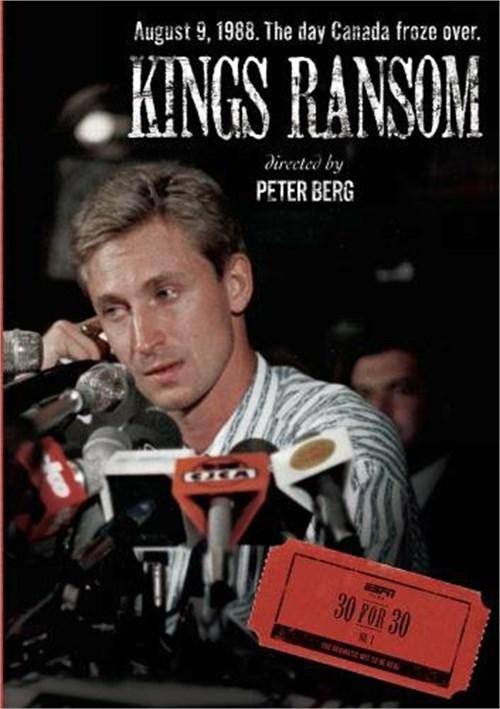 ESPN Films 30 For 30: Kings Ransom