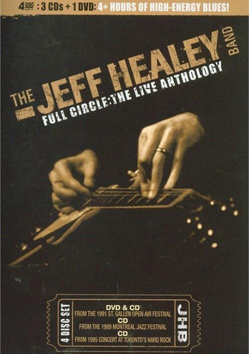 Jeff Healey Band, The: Full Circle - The Live Anthology