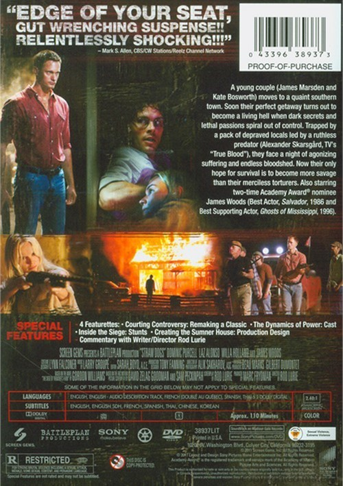 Straw Dogs Empire Review