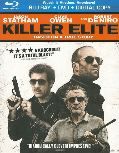 Killer Elite (Blu-ray + DVD + Digital Copy + UltraViolet)