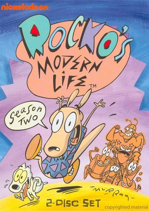 Rockos Modern Life: Season Two