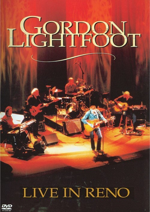 Gordon Lightfoot: Live In Reno