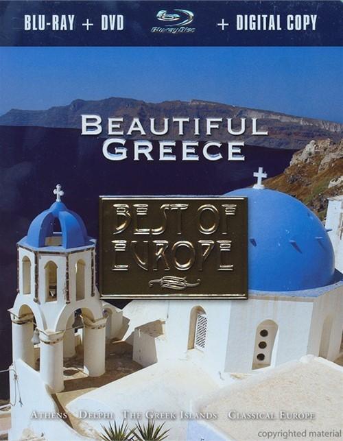 Best Of Europe: Beautiful Greece (Blu-ray + DVD + Digital Copy)