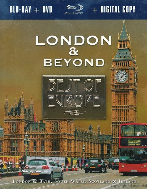 Best Of Europe: London & Beyond (Blu-ray + DVD + Digital Copy)