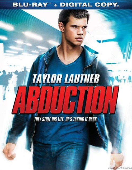 Abduction (Blu-ray + Digital Copy)