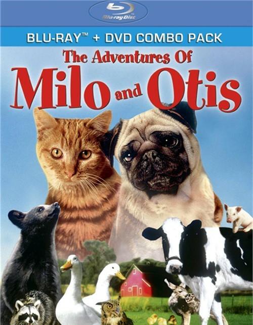 Adventures Of Milo & Otis, The (Blu-ray + DVD Combo)