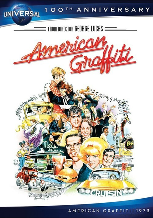 American Graffiti (DVD+ Digital Copy)
