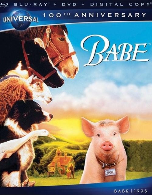 Babe (Blu-ray + DVD + Digital Copy)