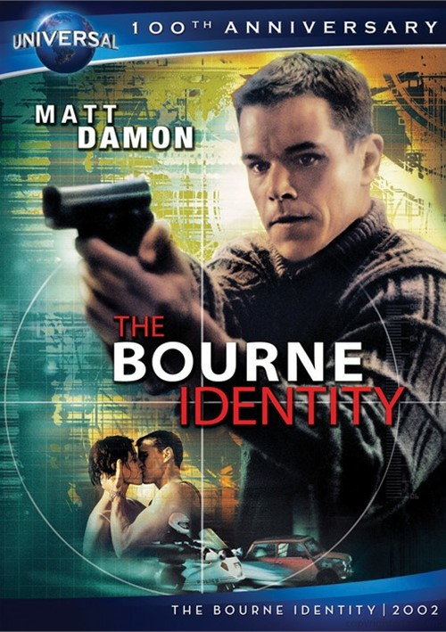 Bourne Identity, The (DVD + Digital Copy)