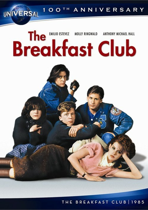 Breakfast Club, The (DVD + Digital Copy)