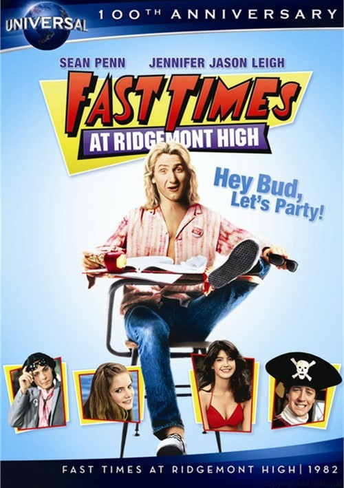 Fast Times At Ridgemont High (DVD + Digital Copy)