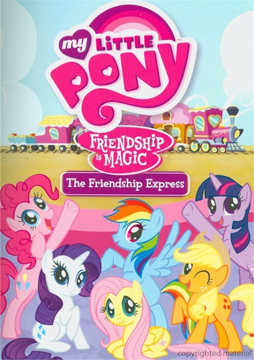 My Little Pony: Friendship Is Magic - The Friendship Express
