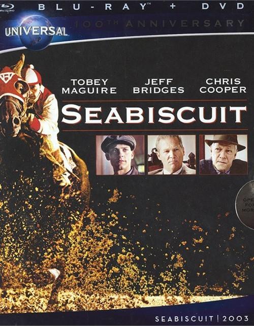 Seabiscuit (Blu-ray + DVD Combo)