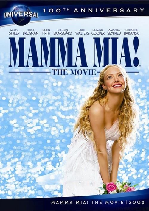 Mamma Mia! The Movie (DVD + Digital Copy)