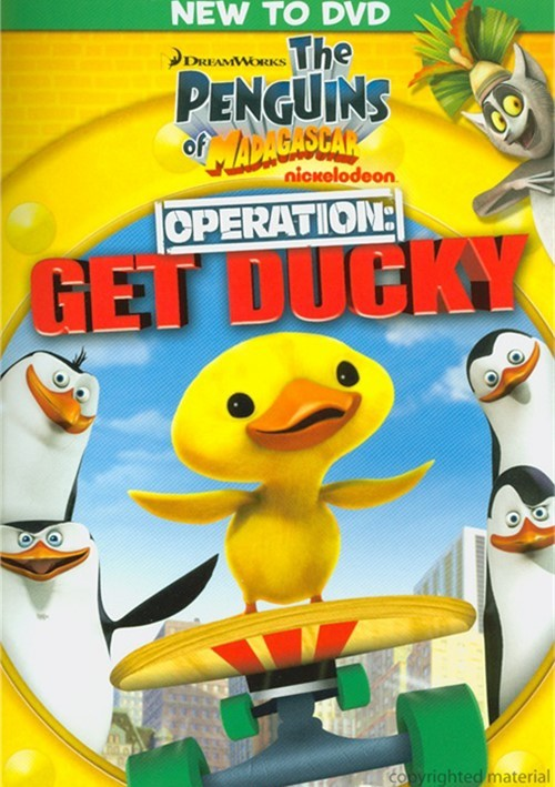 Penguins Of Madagascar, The: Operation Get Ducky