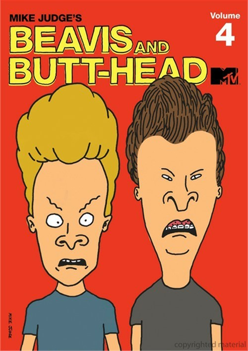Beavis And Butt-Head: The Mike Judge Collection - Volume 4