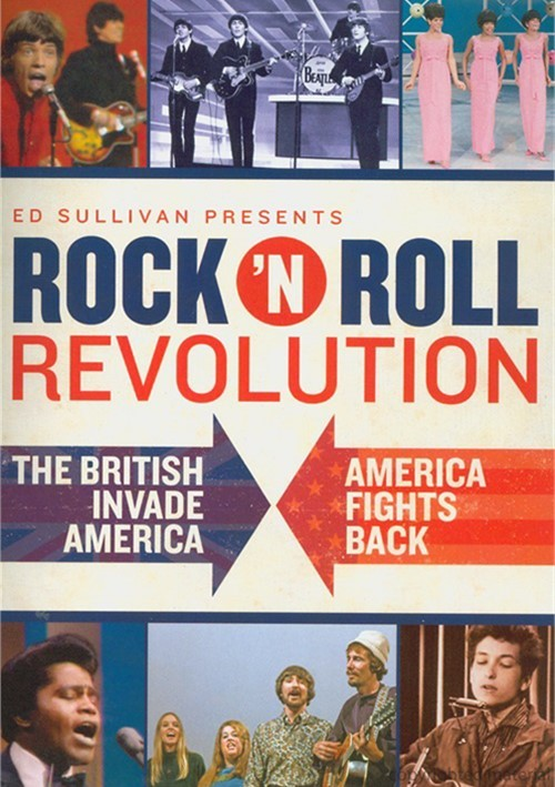 an overview of the british invasion of rock and roll music
