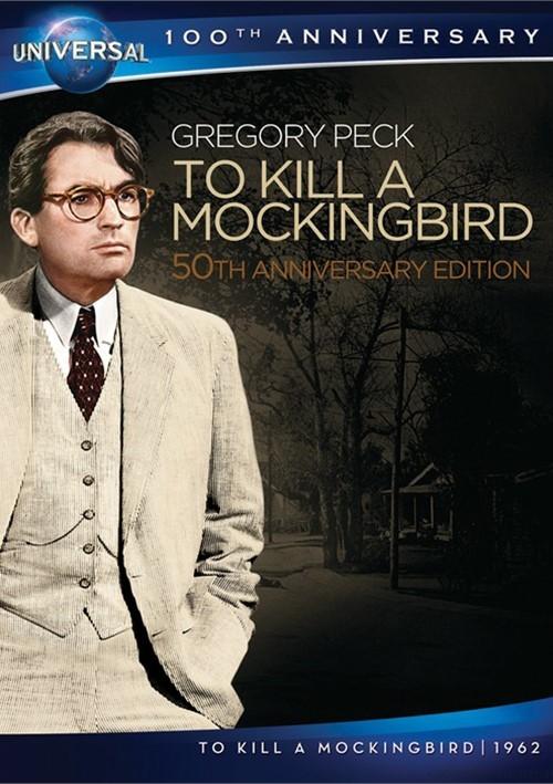 To Kill A Mockingbird: 50th Anniversary Edition (DVD + Digital Copy)