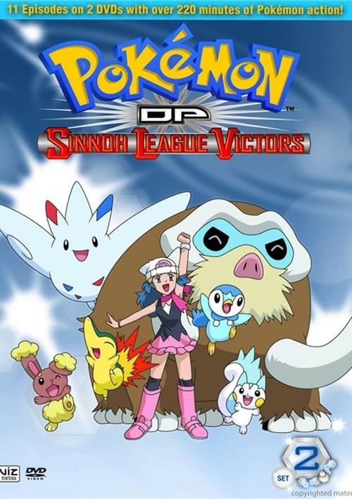 Pokémon DP : Sinnoh League Victors - Set 2